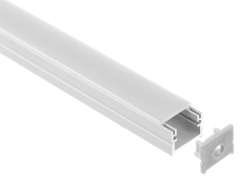 LED Aluminum Profiles APL-1612