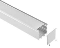 LED Aluminum Profile for ceiling APL-3830