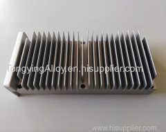 Car Accessories Radiator Aluminum Alloy Die Casting