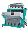 High technology large capacity mineral ore. quartz find processing CCD color sorter China manufacturer