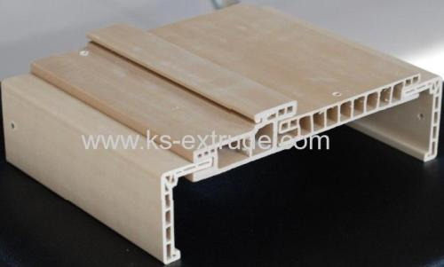 WPC Door Frame Production Line