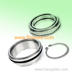 Mechanical Seal for flygt pumps 2400. FLYGT PUMP 2400 SEALS