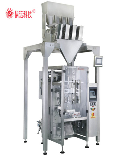 Automatic 1kg 5kg Animal Feed Packing Machine