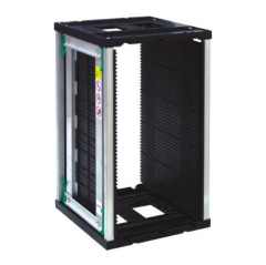 High quality hot selling factory price Anti-static Pcb Carrier Holding Holder Smt Storage Esd Magazine Rack wholesale