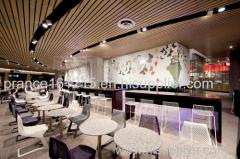 2018 restaurant strip ceiling