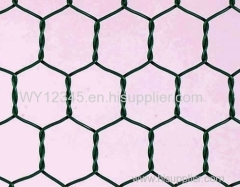Hexagonal Wire Netting Hot-dipped galvanized