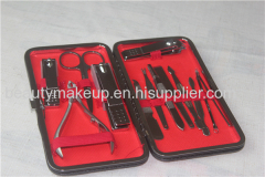 mens manicure set ladies manicure at home french manicure pedicure kit nail kit nail clippers nail polish set
