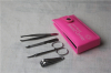 Simple mens manicure set ladies manicure at home manicure pedicure kit nail kit nail clippers nail pusher cuticle cutter