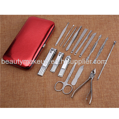 manicure pedicure tool kit ladies manicure at home french manicure pedicure kit nail clippers pedicure foot manicure set