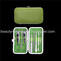 mens manicure set ladies manicure at home professional manicure and pedicure set nail kit nail clippers nail care tools