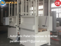 Automate pallet handling with stackers and dispensers MT102D