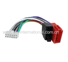 Pioneer 12Pin ISO wire Harness