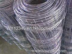 Best quality competitive price 5 feet heave zinc coating galvanized steel farm field fence for sale