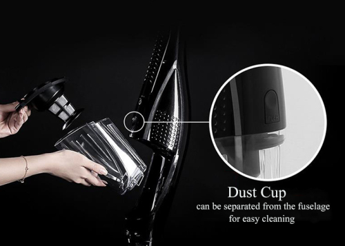 Wet Dry Electric Vacuum Cleaner Mop Cordless Spinning Electric Mop