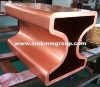 Beam blank copper mould tube for CCM