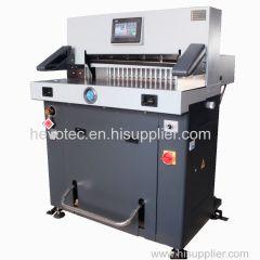Hydraulic Paper Guillotine Paper Cutter