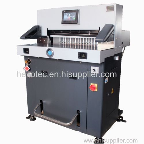 Double Hydraulic Paper Cutter