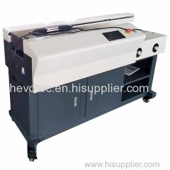 Side Glue Single Roller Perfect Binding Machine