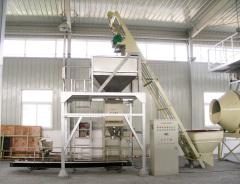 линия по производству гранулированных комплексных удобрений