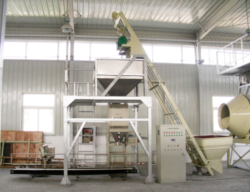 Bulk Blended Fertilizer granular compound fertilizer Production Line