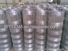 Lowest Price High Quality Galvanized Farm and Field Fence