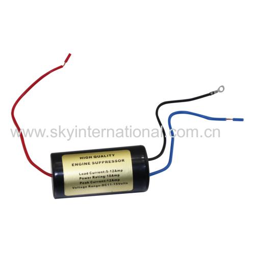 10 Amp Audio Radio Noise Filter Suppressor Stereo Car Audio Parts