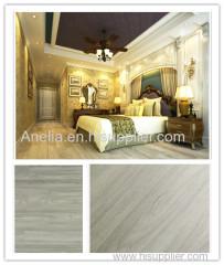 plastic flooring wood effect waterproof 15years guarantee made in China best price vinyl material
