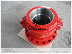 "CASING HEAD ASSEMBLY FOR 9-5/8""x7""x3-1/2"" EUE-3000psi"