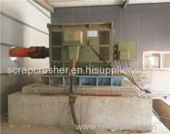 High Efficiency Scrap Metal Shredder