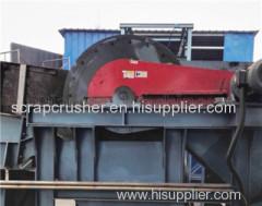 Magnetic Separator Industrial Metal Shredder