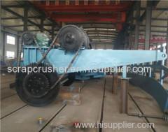 Press Rolls Belt Conveyor
