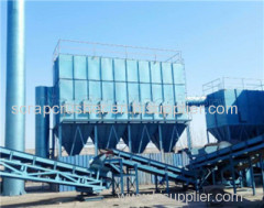 Dust Extraction Scrap Metal Crusher