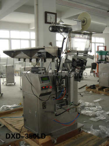 Automatic Hardware Kit Packing Machine with Chain Hopper