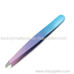 gradient colors facial tweezers best tweezers eyebrow tweezers best tweezers for eyebrows tweezerman tweezers