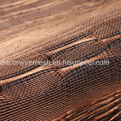 Woven metal Textile for Laminated glass