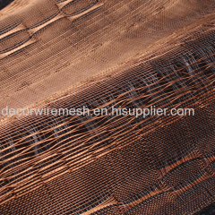soft metalic cloth colorful metal fabric