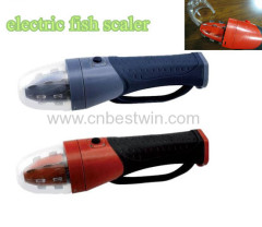 Rechargeable battery operated electric fish scaler machine Mini Electric Fish Scaling machine