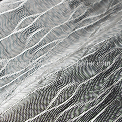 Metallic Textile for Room Partition