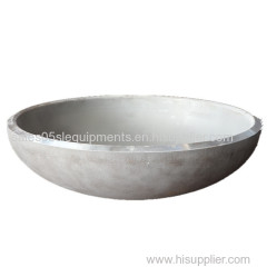 dished headellipsoidal head torispherical head hemispherical dish ends