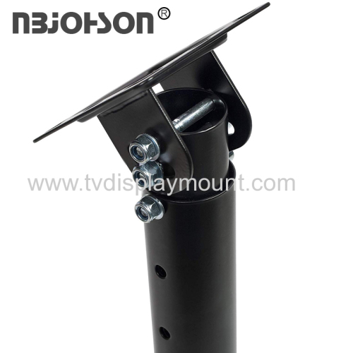 NBJOHSON Projector Mount with Tilt and Swivel Function
