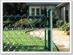 the Chain Link Fence