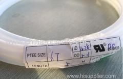 PTFE TUBE with UL AND ROHS