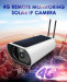 4g 3g wifi solar power Rechargeable IP bullet cameras 4g wifi solar IR vision outdoor CCTV cameras 3g wifi camera