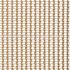 Woven Metal Fabric with Copper Material