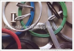 The PVC Coated Wire