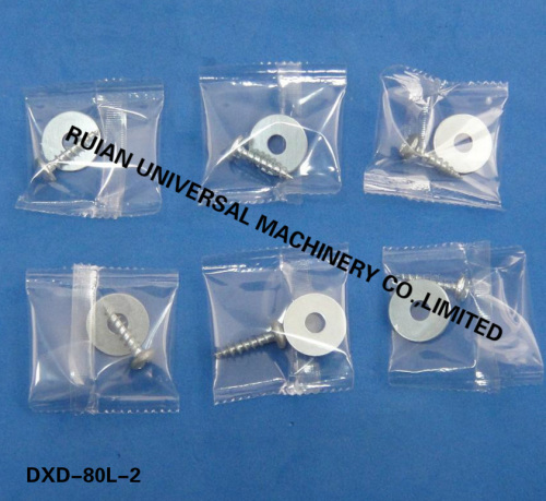 Full Automatic Hardware Screw Bolt Fill Seal Packing Machine