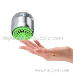 Adjustable Flow Faucet Aerator Water Saver