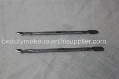 cuticle cutter metal cuticle pusher cuticle trimmer cuticle tool nail cleaner nail pusher tool