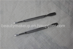 metal cuticle pusher cuticle trimmer cuticle tool nail cleaner nail pusher tool cuticle pusher and nail cleaner