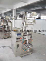 Automatic Oil Butter Liquid Sachet Packing Machine for Pillow Side Seal